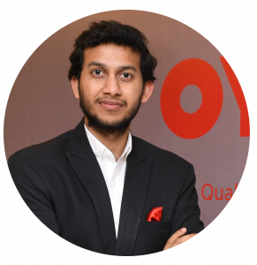 Ritesh Agarwal, Founder & Group CEO, OYO Hotels & Homes.