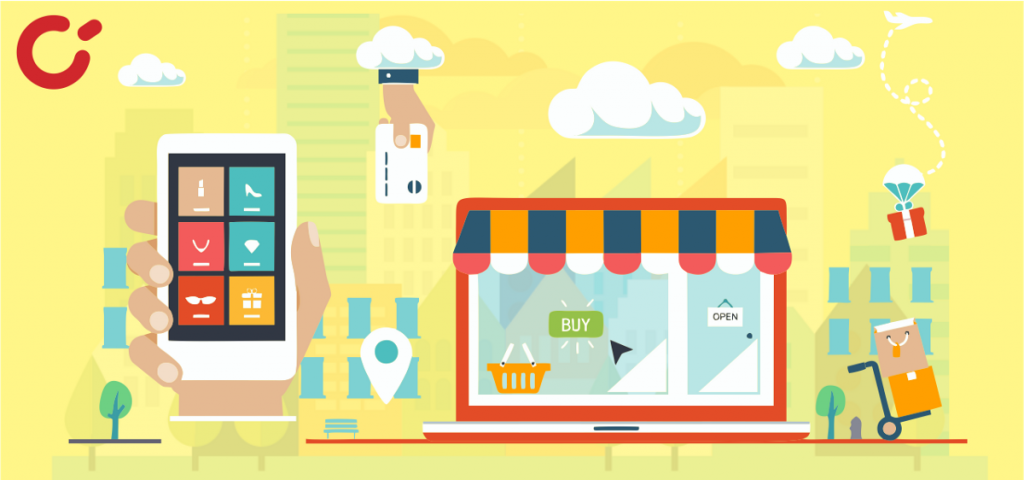 E commerce is the future of today and tomorrow's business