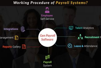 Payroll Software for Company HR System