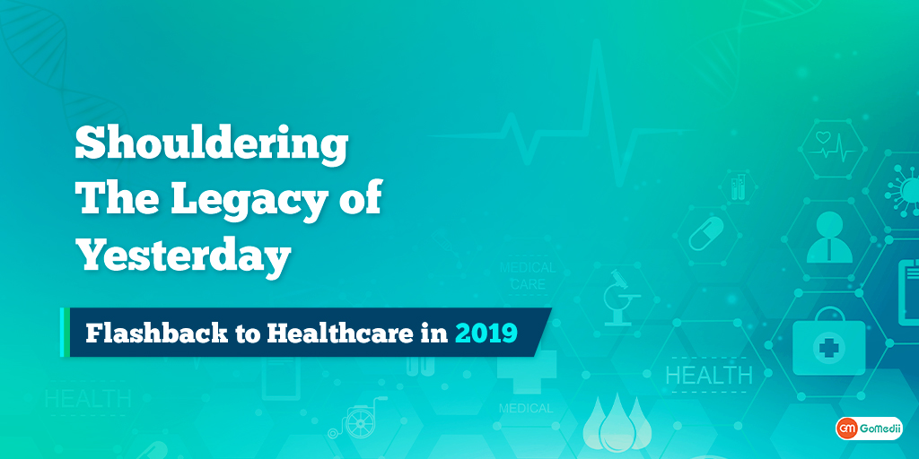 Shouldering The Legacy of Yesterday Flashback to Healthcare in 2019 - GoMedii