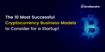 The cryptocurrency company business model