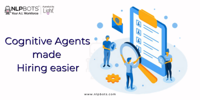 Cognitive agents for Hiring