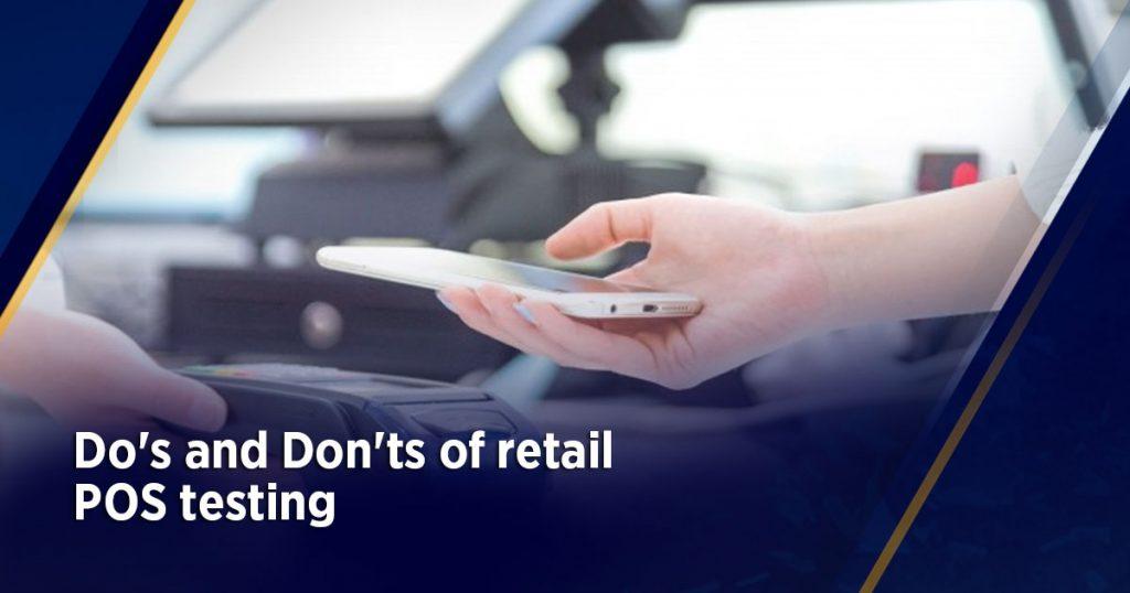 Retail PoS Testing