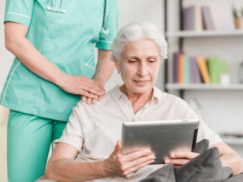IoT powered Remote Health Monitoring Systems for Emergency Healthcare for  the Elderly patients - NASSCOM Community |The Official Community of Indian  IT Industry