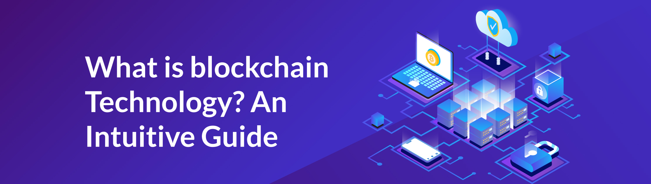 Blockchain is the next big thing to the tech world.