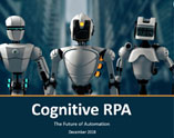 Cognitive RPA – The Future of Automation