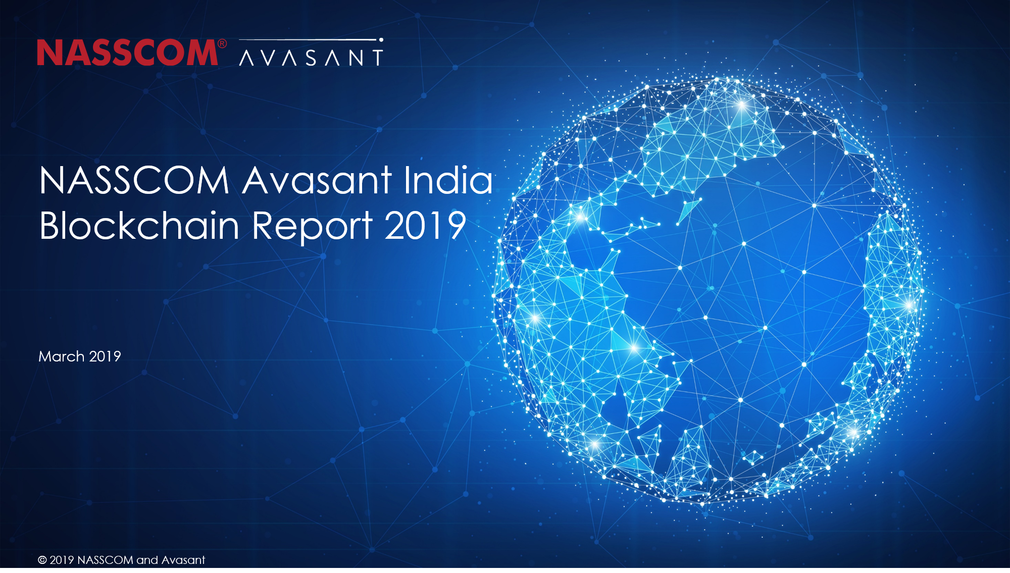 AVASANT-NASSCOM India Blockchain Report 2019