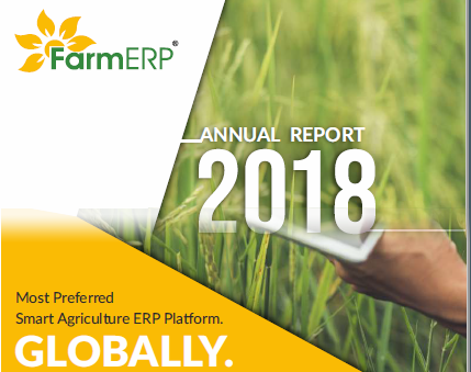 FarmERP: Annual Report 2018