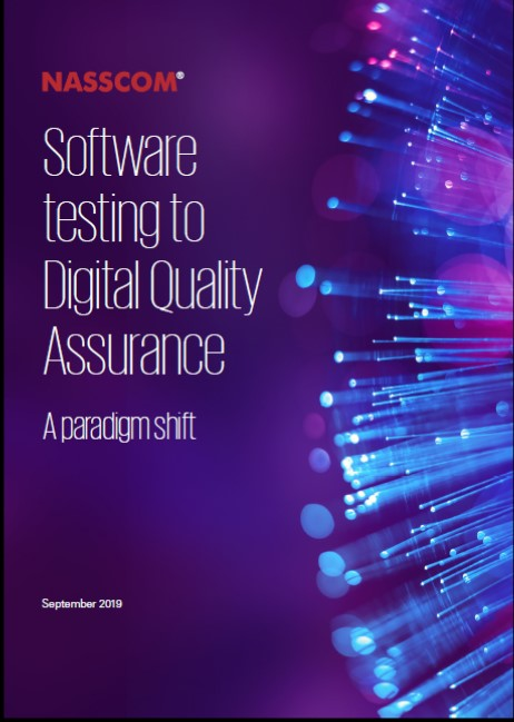 Software testing to Digital Quality Assurance: A Paradigm Shift