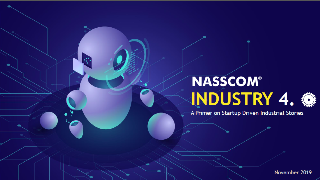 Industry 4.0-A Primer on Startup Driven Industrial Stories
