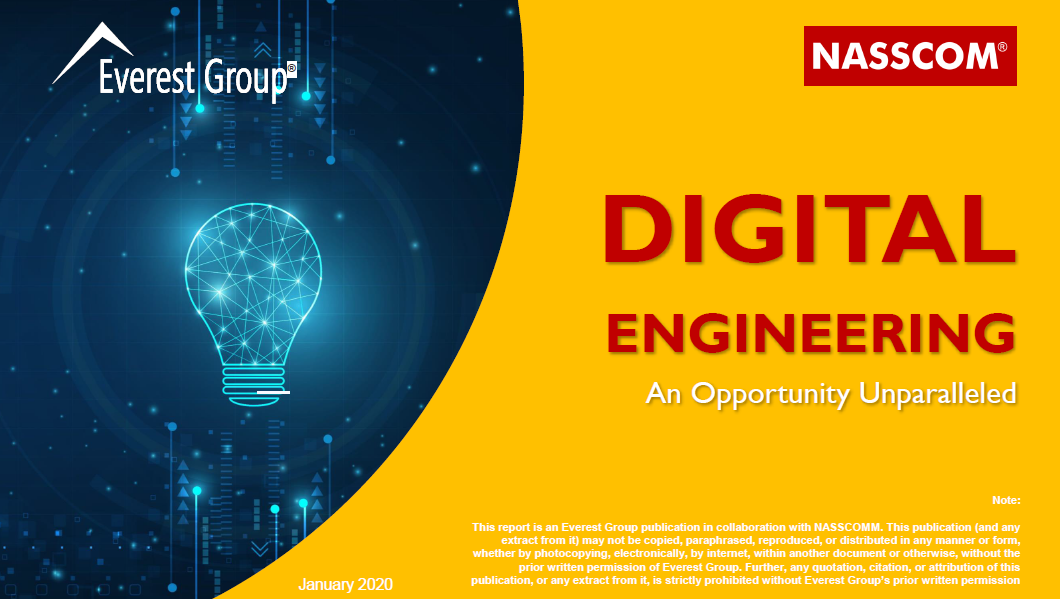 Digital Engineering – An Opportunity Unparalleled