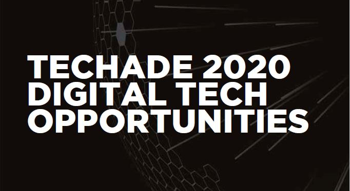 TECHADE 2020 – Technologies driving global GDP in the decade to 2030